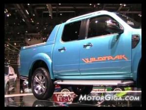 Video - Imágenes Ford Ranger (Salón de Ginebra 2009)