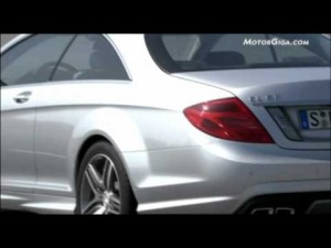 Video Mercedes Clase CL 2010 interiores