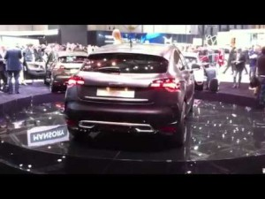 Vídeo Citroen en el Salón de Ginebra 2011