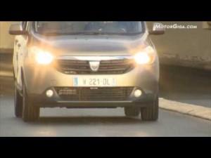 Video Dacia Lodgy 2012 - Exteriores