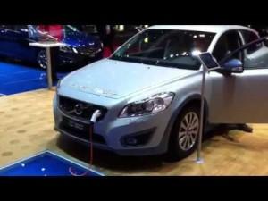 Video Volvo en el Salón de Ginebra 2011