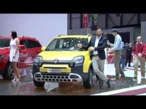Fiat at Geneva Motor Show 2014