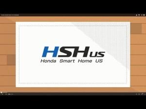 Honda Smart Home US Overview