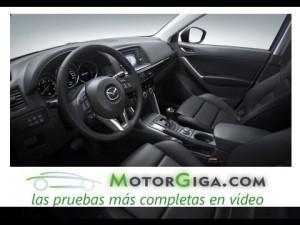 Video Mazda Cx5 2012 - Plazas Delanteras
