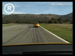 Video - Renault Megane RS 2010 (Imágenes Oficiales)