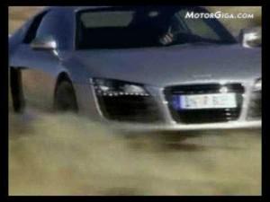 Video - Audi R8 V10 -sensaciones-