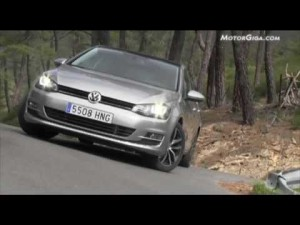 Video Volkswagen Golf 2012 - Prueba Dinamica