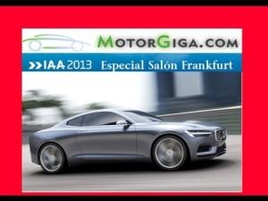 Video Volvo Otros Salones - Salon Frankfurt 2013