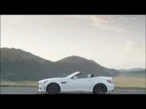 Vídeo Mercedes Benz SLK 55 AMG