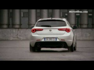 Video Alfa Giulietta 2010