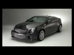 Video - Cadillac CTS-V Coupe (Salón de Ginebra 2010)