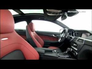 Video Mercedes Clase-c 2011 - C 63 Amg