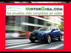 Video Mazda Cx5 2012 - Prueba Dinamica