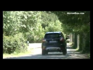 Video Ford Kuga Gasolina -exteriores-