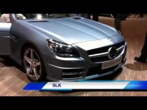 Video Mercedes en el Salón de Ginebra 2011