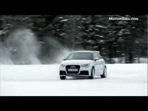 Vídeo Audi A1 Quattro Salón de Ginebra 2012