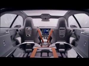 Volvo Concept Estate - Inside