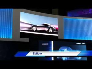 Vídeo Nissan en el Salón de Ginebra 2011