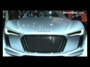 Video - Audi E-Tron (NAIAS 2010)
