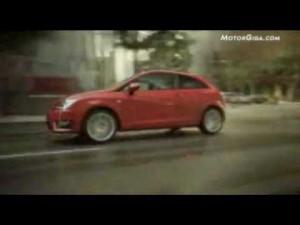 Vídeo Seat Ibiza 2012 (Salón de Ginebra 2012)