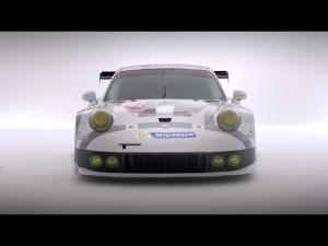 The Porsche 911 RSR.