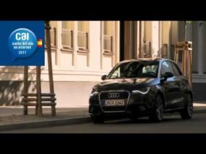 video Audi R8 V10 -análisis de interiores-