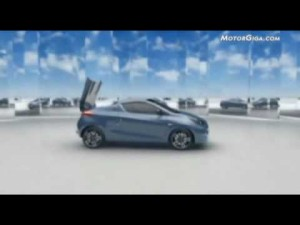 Video Renault Wind oficial -4-