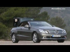 Video - Mercedes Benz Clase E Cabrio (NAIAS 2010)