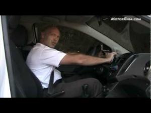 Vídeo Chevrolet Aveo asientos delanteros