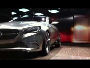 Vídeo Mercedes en el Salón de Barcelona 2011