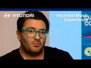 Entrevista Hyundai Music Park a Wally Lopez