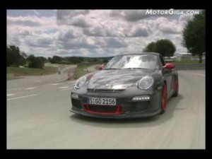 Video - Porsche 911 GT3 RS 2010 (IAA 2009)