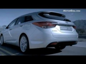 Video Hyundai I40 2011 - Promocional