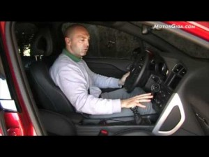 Video Citroen Ds4 2011 - Asientos Delanteros