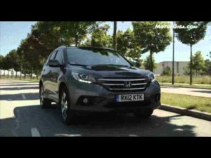 Video Honda Cr-v 2012 - Crv  Caracteristicas