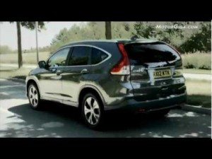 Video Honda Cr-v 2012 -  Anuncio
