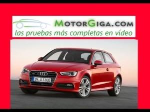 Video Audi A3 2013 - Caracteristicas Basicas