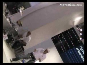 Video - Hyundai Sonata (Salón de Ginebra 2010)