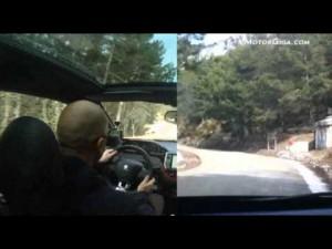 Video Peugeot 208 2013 - Gti Tramo Cerrado
