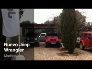 Video Jeep Otros 2010 - Entrevista Javier Marijuan