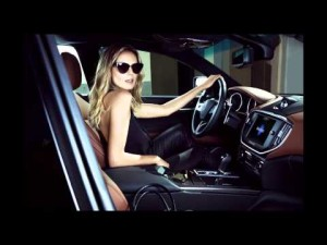 Maserati in 50th Anniversary Sports Illustrated Swimsuit Issue