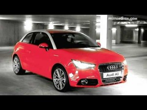 Video - Audi A1 (Salón de Ginebra 2010)