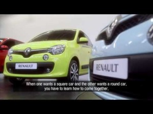 The Design birth of New Renault Twingo - Back to the roots.