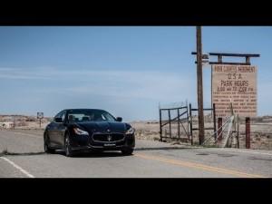Maserati Coast to Coast - Ep. 11 - The Four Corners