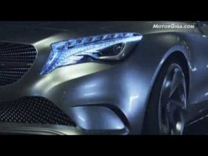 Video Mercedes Clase-a 2011 - Concept