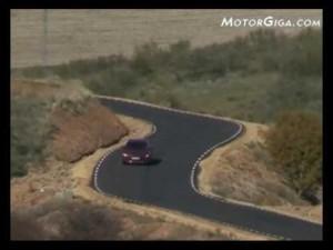 Video - Mitsubishi Lancer Sportback D-ID (Prueba dinámica)
