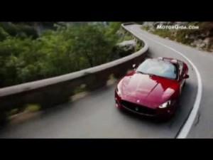Vídeo Maserati Gran Cabrio Sport