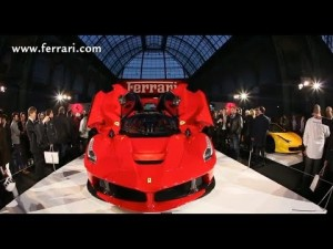 LaFerrari is queen of France