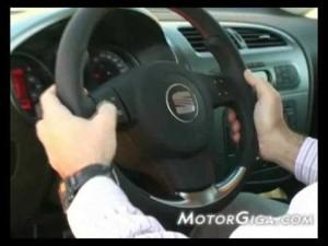 Video - SEAT León 1.8 TSI Línea R (Análisis de interiores)