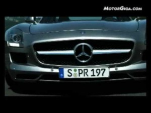 Video Mercedes Clase-sls 2010 - Amg Gt3